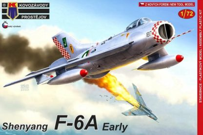 1/72 Shenyang F-6A Early