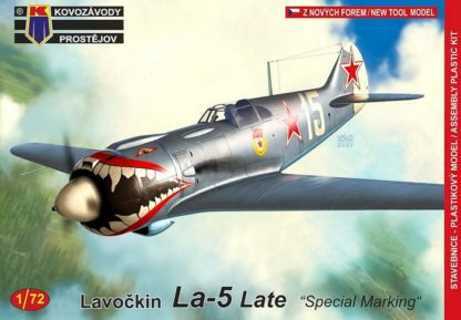 1/72 La-5 Late 'Special Marking'