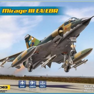 1/72 Mirage III EA/EBR Fighter Bomber