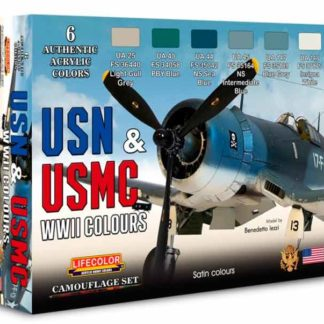 USN & USMC WWII Colours
