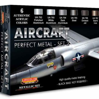 Aircraft perfect Metal