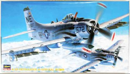 1/72 A-1H Skyraider with Special Bomb